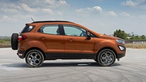 Ford EcoSport Titanium S Trim Likely To Get Some New Updates: Read More To Find Out!