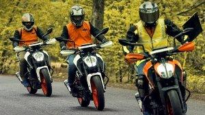 KTM Postpones Pro Experience Rides; Says 'Park Your KTM'