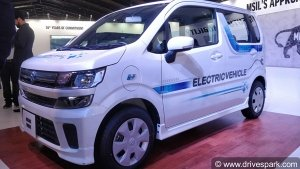 Maruti Suzuki WagonR EV Rebadged As Toyota Spied In Production-Ready Guise: Pics & Details