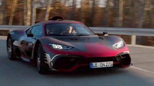 Mercedes-AMG Project One Hypercar With An F1 Engine Is Production Ready: Launching Soon