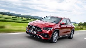 2021 Mercedes-Benz GLA & AMG GLA 35 Launched In India: Prices Start At Rs 42.10 Lakh