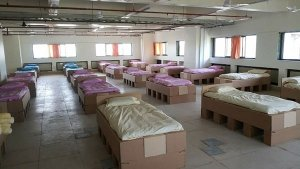 MG Motor Donates 200 Sustainable Beds Via Credihealth For Covid-19 Affected Patients: Read More!