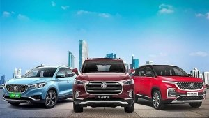 Mg Motor India Extends The Validity Of Its Cars Periodic Service Due To The Covid-19 Pandemic