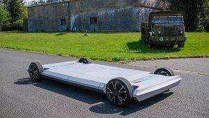 Saietta In-Wheel Motor Technology Showcased: Electric Vehicles Get New Technology