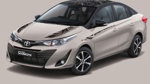 Toyota Yaris Gets New Decals Options: Read More About It!