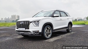 Hyundai Alcazar Review (First Drive) — Feature Loaded SUV Gives You All You Need In A Car & More