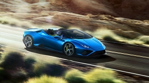 Lamborghini Huracan Evo RWD Spyder India Launch On 8th June: Here Is Everything You Need To Know!