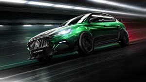 MG6 XPower Unveiled — Racecar-Inspired Hybrid Hatchback Is A Homage To MG's Racing History