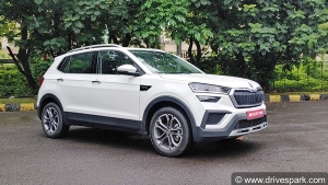 Skoda Kushaq Review (First Drive) — Arrival Of The King In The Mid-Size SUV Segment