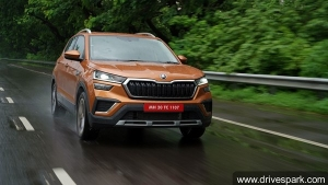 Skoda Kushaq Launched In India At Rs 10.49 Lakh: Turbo-Petrol Engine, 6 Airbags & Sunroof Available