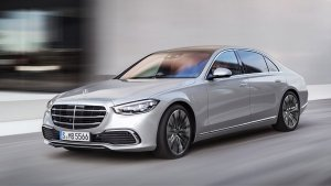 2021 Mercedes-Benz S-Class Launched In India At Rs 2.17 Crore