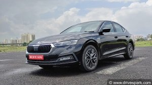 2021 Skoda Octavia Launched In India At Rs 25.99 Lakh
