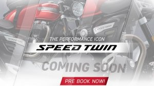 Triumph Speed Twin Pre-Bookings Open In India: Here Are All The Details