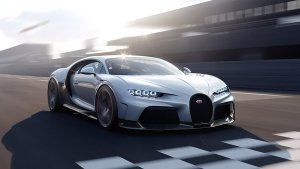 Bugatti Chiron Super Sport Revealed — All 30 Units Of World's Fastest Car Sold Even Before Production Begins
