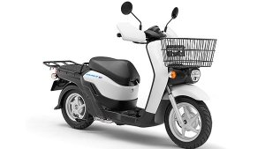 Honda Benly e Electric Scooter Is Being Tested By ARAI — Honda's First Electric Scooter Is A Cargo EV