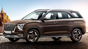 Hyundai Alcazar Dispatched In May 2021 Ahead Of India Launch: Registers 1,360 Units
