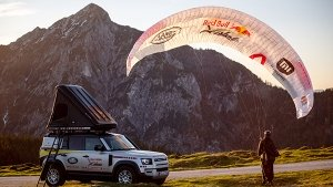 Land Rover Defender 110 Is The Official Support Vehicle For World's Toughest Adventure Race