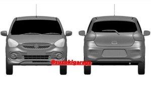 2021 Maruti Suzuki Celerio Design Patent Images Leaked Ahead Of India Launch: Details