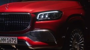 2021 Mercedes-Maybach GLS600 India Launch On June 8: New Teaser Video Released