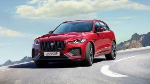 2021 Jaguar F-Pace Launched In India Starting At Rs 69.99 Lakh — Brand's Flagship SUV Gets Better