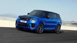 Range Rover Sport SVR Launched In India At Rs 2.19 Crore: 5.0-Litre V8, 567bhp & Performance Seats