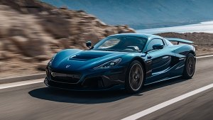 Rimac Nevera Electric Hypercar Goes Into Production: With 1,888bhp, Could It Be The Fastest Accelerating Car?