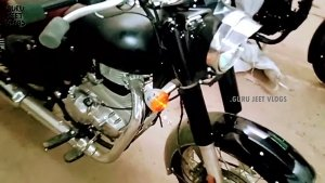 2021 Royal Enfield Classic 350 Spy Pics: Spotted Again Revealing New Features Ahead Of Launch