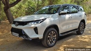 Toyota Car Sales Report For May 2021: Company Registers Sales Of 707 Units Amidst Covid-19