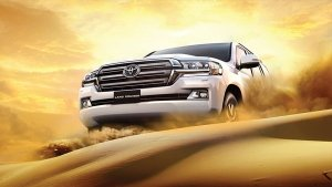 Next-Generation Toyota Land Cruiser LC300 To Make Its Global Debut On June 9th: Here Are More Details!