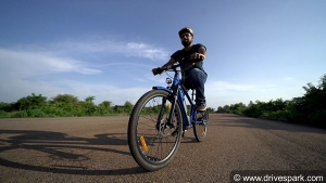 Nexzu Rompus+ Electric Cycle Review — A Fun Experience & A Fresh Take On Bicycling