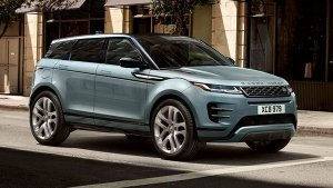 2021 Range Rover Evoque Launched In India At Rs 64.12 Lakh: 2-Litre Engine, R-Dynamic Trim Available