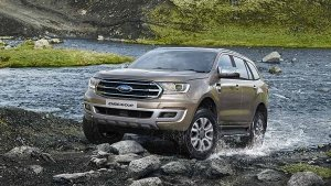 Ford Endeavour Titanium 4X2 Base Variant Discontinued: Now Starts At Rs 33.80 Lakh