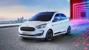 Ford Figo Petrol Automatic BS6 Launch Soon: Expected Price & Other Details