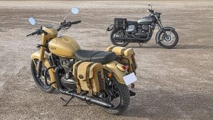 Jawa Special Edition Bikes Launched In India At Rs 1.93 Lakh: Khakhee & Midnight Grey Colours