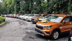 Skoda Kushaq Bookings Cross 3,000 Units Mark: Deliveries Underway Across India