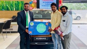 Skoda Kushaq Deliveries Begin In India: Skoda's New SUV Gets A Strong Start