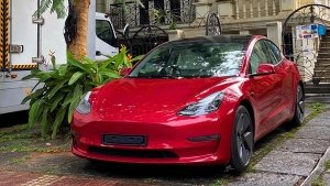 Tesla Model 3 In Bangalore — Performance EV Imported Privately Ahead Of Tesla's India Launch