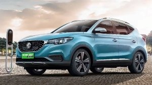 MG ZS EV Bookings Cross 600 Mark Last Month: Electric Car Sales In India In July 2021