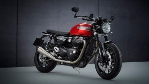 2021 Triumph Speed Twin Launched In India At Rs 10.99 Lakh: Gets Several New Updates