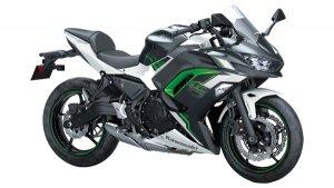 2022 Kawasaki Ninja 650 Launched In India At Rs 6.61 Lakh: New Colour Available