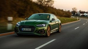 Audi RS5 Sportback Launched In India At Rs 1.04 Crore: V6 Twin-Turbo, 443bhp, Sport Seats Available