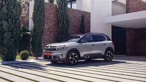 Citroën C5 Aircross Draws Buyers From Higher Segments With Its Bold Design And Advanced Comfort Features