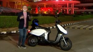 Hero MotoCorp Electric Scooter Revealed: To Be Launched In India Soon