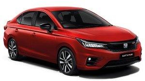 Honda City Hybrid Launching In India — Hybrid Sedan To Feature Petrol Engine & Two Electric Motors