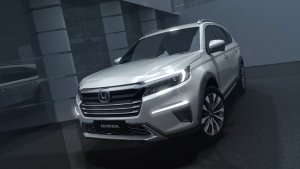 Honda Mid-Size SUV India Launch Details — New Honda SUV Coming In 2023
