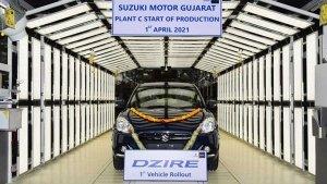 Maruti Suzuki Production Impacted Due To Semiconductor Shortage: Non-Production Days At Gujarat