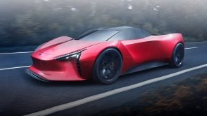 Mean Metal Motors Azani India's First Electric Supercar: 1,000bhp & 0 to 100kmph In 2 Seconds