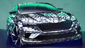 Skoda Rapid Replacement (Slavia) Teased Ahead Of India Launch: Announces Camouflage Design Contest