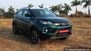 2021 Tata Nexon EV Power Upgrade Leaked Ahead Of India Launch: Here Are All The Details