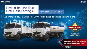 Tata Signa 3118.T — The Perfect Truck For 31-Tonne Cargo Haulage In India?